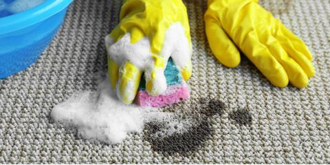 How to Treat Common Carpet Stains, Thayer, Missouri