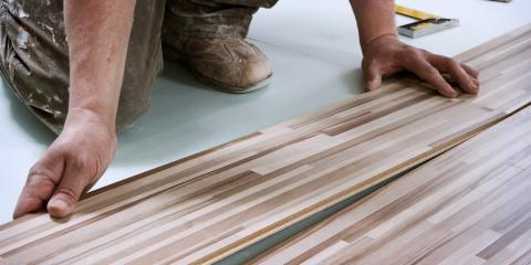 New Flooring Installation: 3 Things to Expect During the Process, Thayer, Missouri