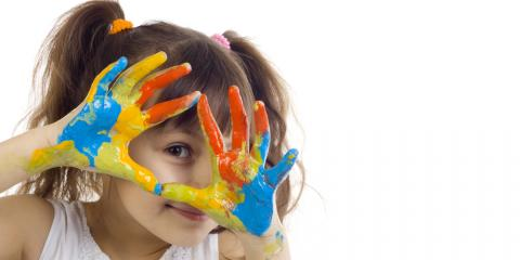 The 4 Benefits of Art in Child Development, Remington, Ohio