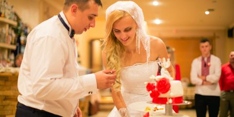 Top 3 Amazing Wedding Cake Ideas for 2017 Nuptials, Cincinnati, Ohio