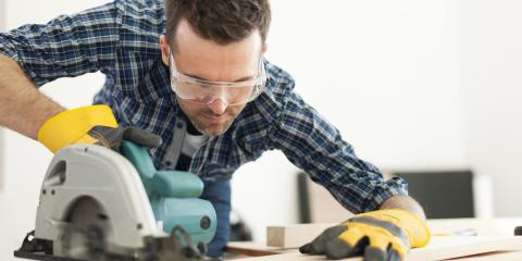 The Importance of Wearing Safety Eyewear, West Chester, Ohio