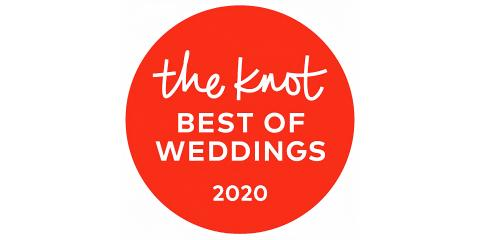 PARTY PLEASERS SERVICES NAMED WINNER OF THE KNOT BEST OF WEDDINGS 2020, Columbus, Ohio