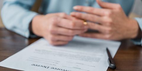 3 Common Mistakes to Avoid During Divorce Proceedings, Waterbury, Connecticut