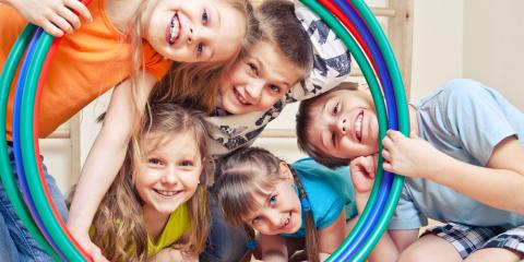 5 Healthy Benefits of Gymnastics for Kids, Seattle, Washington
