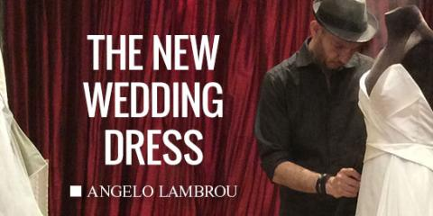 "Angelo Lambrou New York introduces ""The New Wedding Dress"", Manhattan, New York"
