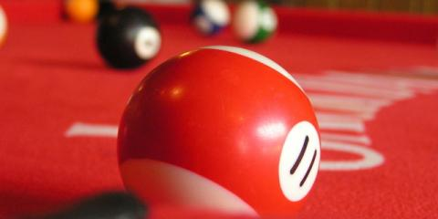 Join a League & Shoot Some Pool at The Office Lounge, Foley, Alabama