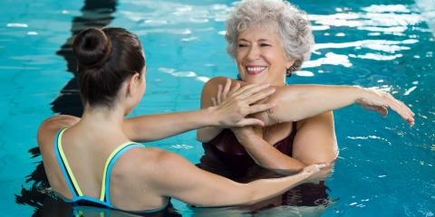 3 Exercises for Working Out in a Pool, Troy, Missouri