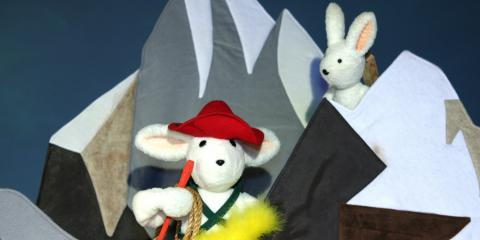 Goodnight Moon and The Runaway Bunny Arrive at TPAC, Manhattan, New York