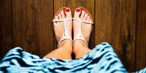 Top 5 Women's Sandals for Every Occasions, Dayton, Ohio