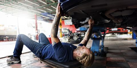 3 Indicators You Have Faulty Brakes That Need Repair, Cincinnati, Ohio