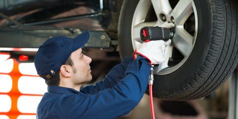 3 Signs You Should Have Your Tires Rotated, Cincinnati, Ohio
