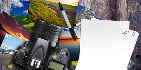 Photography Experts Explain 3 Types of Photo Printing Paper, Eugene-Springfield, Oregon