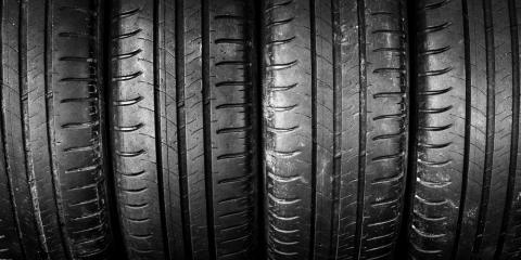 Top 3 Signs It's Time for New Tires, New Haven, Connecticut