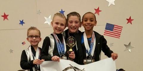 Monroe County Trainers Say Fear Helps Children Excel in Boys' & Girls' Gymnastics—Here's How, ,
