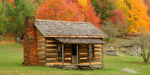 A Brief History of the Log Cabin, Union, Ohio