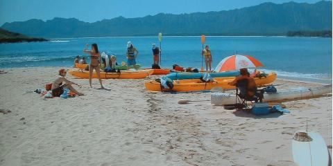Explore These 3 Exciting Places with Oahu's Best Rental Kayaks, Koolaupoko, Hawaii