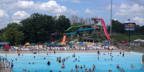 Hit The Big Surf Wave Pool For Extreme Fun in The Sun, Mason, Ohio