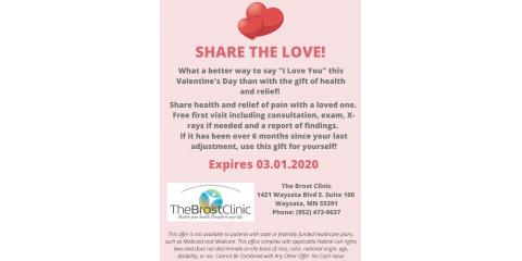 Share the Love! , Wayzata, Minnesota