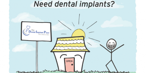 Missing Teeth? The Dental Implant Place Has Advice Before You Choose All on 4, Fort Worth, Texas