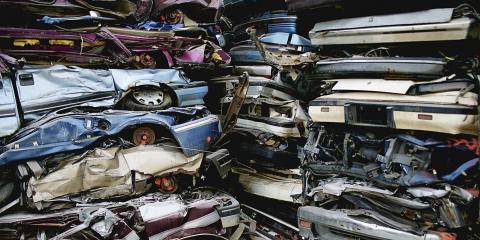 The Do's & Don'ts of Bringing Your Car to the Scrap Yard, Whitewater, Ohio