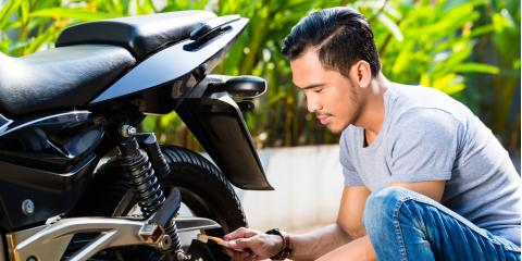 The Do's & Don'ts of Motorcycle Maintenance  , Taylor Creek, Ohio