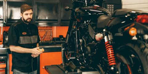 The Do's & Don'ts of Trading in Your Motorcycle or Equipment , Fairfield, Ohio