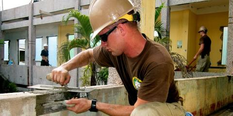 Why Concrete Fillings Are Necessary Fixes in Foundation Repair, Lexington-Fayette Northeast, Kentucky