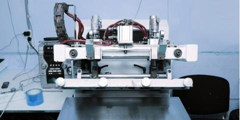 The Interesting History of Screen Printing , Madison, Ohio