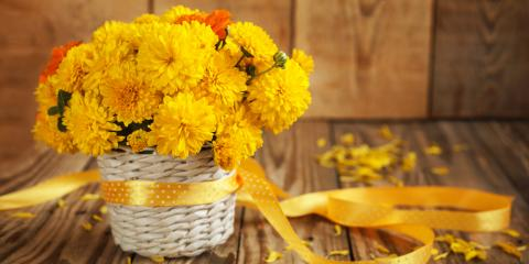 4 Ways to Impress With Fresh Flowers This Thanksgiving, Springfield, Massachusetts