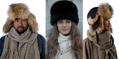 Prepare For The Polar Vortex With a New Hat From The Hat Shop in NYC, Manhattan, New York