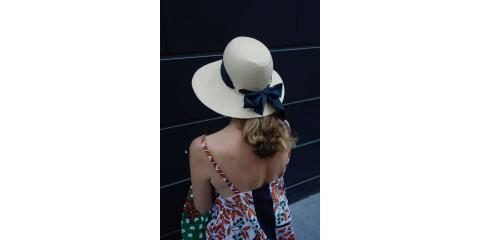 Travel in Comfort & Style With The Nomad Sun Hat From The Hat Shop, Manhattan, New York