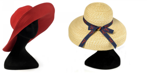 Glamour  amp  Sun Protection in One  Shop Classic Sun Hats From The Hat Shop a67dbdf3b696