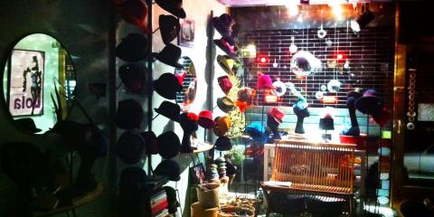 The Hat Shop in New York f22d5ace8da