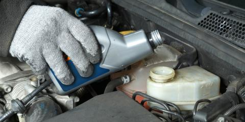 Reasons to Add Brake Fluid to Your Auto Maintenance Routine, High Point, North Carolina