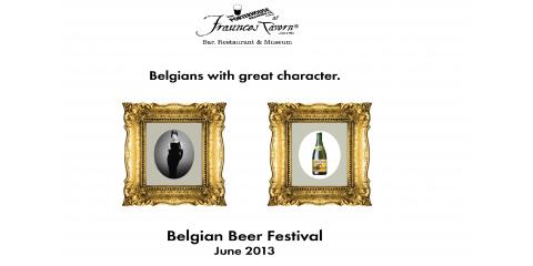 Enjoy Belgian Beer Fest Throughout The Month of June at The Porterhouse at Fraunces Tavern, Manhattan, New York