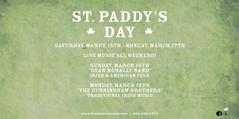 Come to The Best Pub in NYC For Live Irish Music All St. Patrick's Day Weekend!, Manhattan, New York