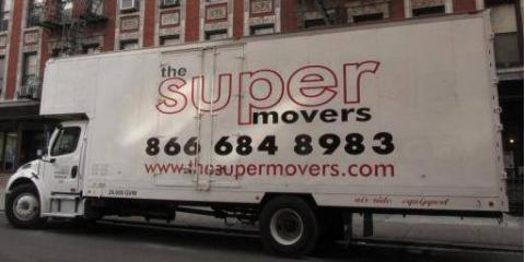 Moving Tips & Advice From Affordable Residential Moving Company The Super Movers, Brooklyn, New York