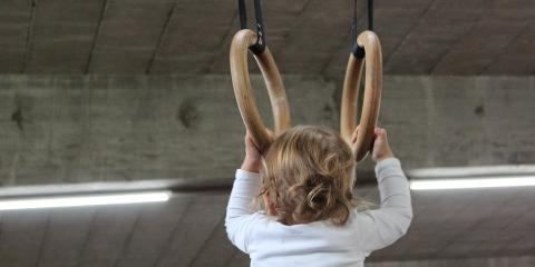 Want to Get Your Kids Moving? 3 Reasons Why Gymnastics Is Awesome , ,