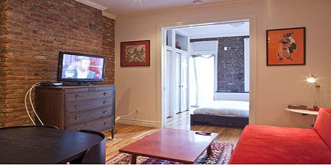New York Short Term Room Rental A home on East 38th Street after