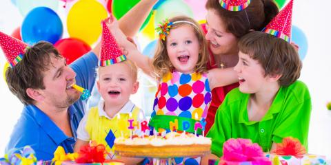 Amazing Birthday Themed Party Ideas For Your Toddler - Childrens birthday parties on long island