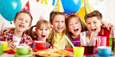 How to Choose the Right Themed Party for Your Child's Birthday, ,
