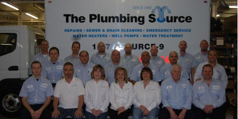 Call The Plumbing Source for emergency plumbing repairs, Warrensville Heights, Ohio