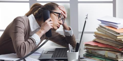 3 Therapist-Recommended Ways to Reduce Your Work Stress, Brighton, New York