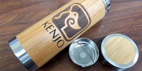 Bamboo products show off your eco-friendly style!, Honolulu, Hawaii