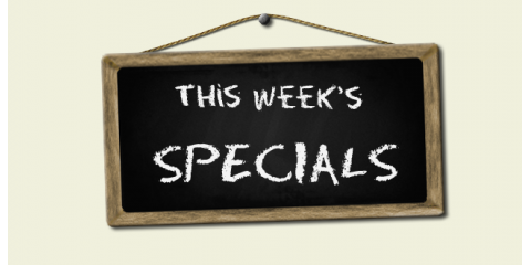Week of 8/28 OPEN PLAY Specials!, North Hempstead, New York