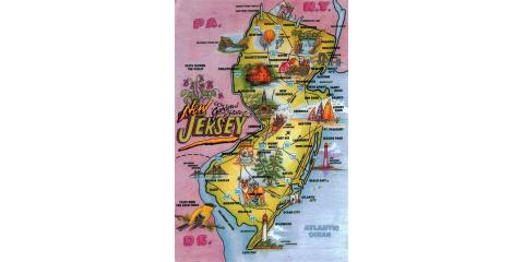 Happy 231st Birthday to New Jersey!! On this day in 1787, NJ became the 3rd state to ratify the US Constitution!!, Forked River, New Jersey