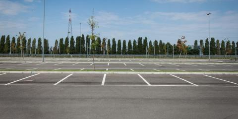 How to Save Money on Parking Lots With Asphalt Paving, Thomasville, North Carolina