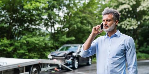 5 Roadside Assistance Tips When Waiting for a Tow, Thomasville, North Carolina