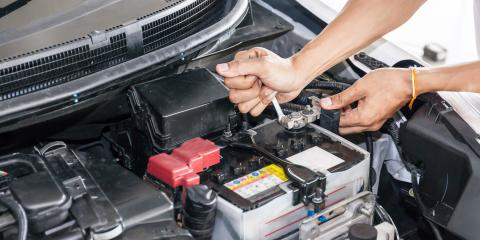 Factors to Consider When Buying a Used Car Battery, Thomasville, North Carolina