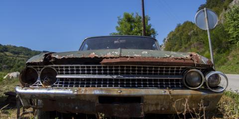 Do's & Don'ts of Scrapping a Junk Car, Thomasville, North Carolina